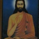 meditierender Jesus