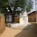 Heiligtum im Dorf