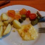 mein erstes Raclette