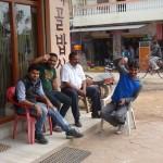 pramod palace crew