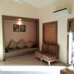Das Wohnzimmer im Sandalwood